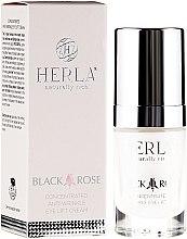 Kup Przeciwzmarszczkowy krem liftingujący pod oczy - Herla Black Rose Concentrated Anti-Wrinkle Eye Lift Cream