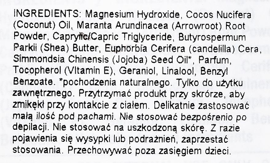 Naturalny dezodorant w sztyfcie Herbata jaśminowa - Schmidt's Natural Deodorant Jasmine Tea Stick — фото N4