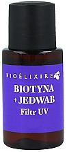 Kup Regenerujący olejek do włosów z biotyną i jedwabiem - Bioelixire Biotin Silk Oil