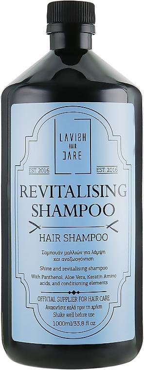 Rewitalizujący szampon do włosów dla mężczyzn - Lavish Care Revitalizing Shampoo — фото N3
