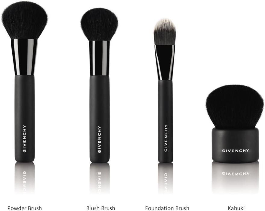 Pędzel do pudru - Givenchy Le Pinceau Kabuki Brush — фото N2