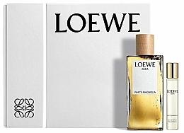 Kup Loewe Aura White Magnolia - Zestaw (edp/100ml + edp/15ml)