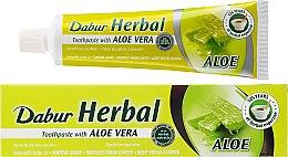 Kup Pasta do zębów z aloesem - Dabur Herbal Aloe Vera Toothpaste