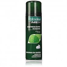 Kup Pianka do golenia do twardego zarostu - Palmolive Shaving Foam Menthol