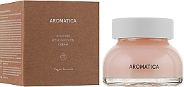 Kup Odmładzający krem do twarzy z olejkiem różanym - Aromatica Reviving Rose Infusion Cream