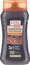 Kup Wzmacniający szampon do włosów dla mężczyzn - Cool Men