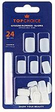Kup Sztuczne paznokcie 7514 - Top Choice