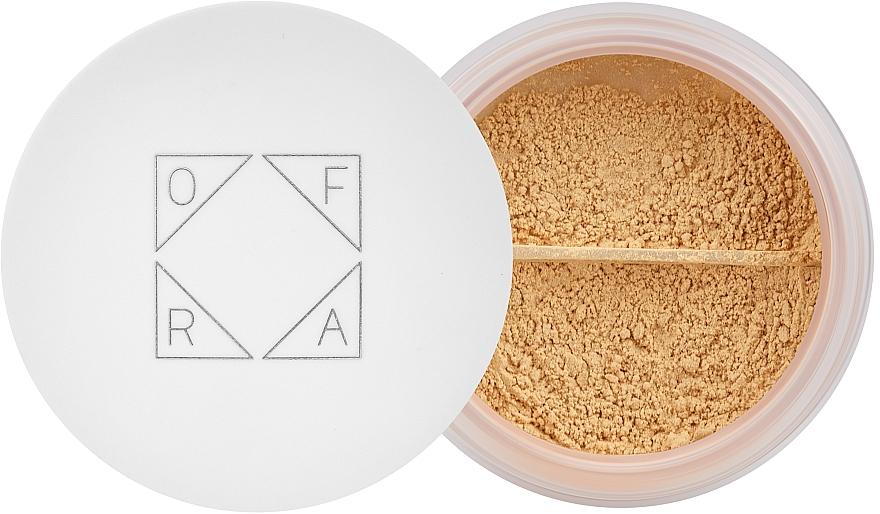 Puder do twarzy - Ofra Translucent Highlighting Luxury Powder — фото N1