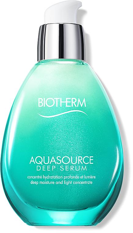 Intensywnie nawilżające serum do twarzy - Biotherm Aquasource Deep Serum — фото N1