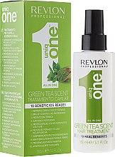 Kup Kuracja do włosów w sprayu Zielona herbata - Revlon Professional Uniq One Green Tea Scent Hair Treatment