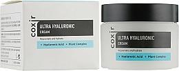 Kup Nawilżający krem do twarzy z kwasem hialuronowym - Coxir Ultra Hyaluronic Cream