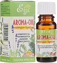 Kup Orzeźwiająco-łagodząca kompozycja naturalnych olejków eterycznych - Etja