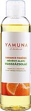 Kup Olejek do masażu Pomarańcza i cynamon - Yamuna Orange-Cinnamon Plant Based Massage Oil