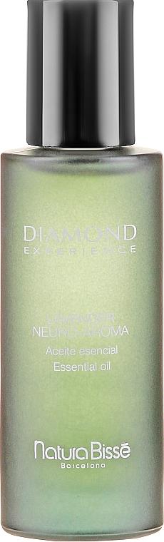 Olejek lawendowy do twarzy - Natura Bisse Diamond Experience Lavander Neuroaroma — фото N2