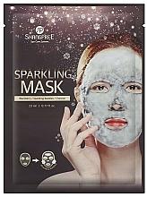 Kup Oczyszczająca maska bąbelkująca w płachcie z węglem aktywnym - Shangpree Sparkling Mask