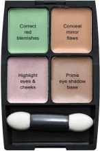 Kup Paletka korektorów do twarzy - NYC Perfect & Reflect Complete Foundation Kit-choose Your Color!