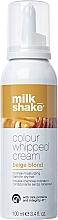 Kup Nawilżająca pianka do włosów suchych - Milk_shake Colour Whipped Cream