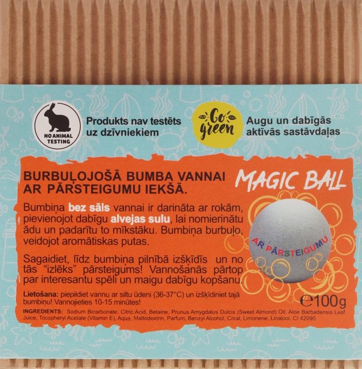 Zestaw do kąpieli dla dzieci - Beauty Jar Magic Jarik (bomb 150 g + soap) — фото N4