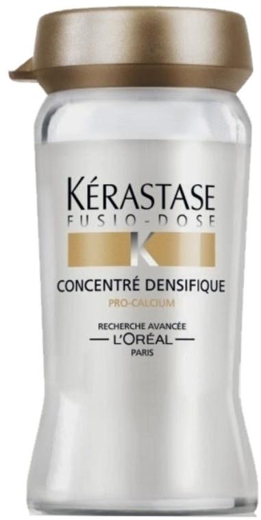 Koncentrat w ampułkach zwiększający gęstość włosów - Kérastase Fusio-Dose Concentré Densifique