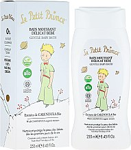 Kup Delikatny pieniący się żel do kąpieli dla dzieci - Le Petit Prince Gentle Baby Bath