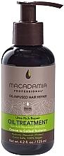 Kup Rewitalizujący olejek makadamia do włosów - Macadamia Professional Ultra Rich Repair Oil Treatment