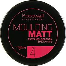 Kup Modelująca pasta do włosów z matowym wykończeniem - Kosswell Professional Dfine Moulding Matt 4