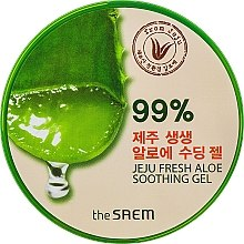 Kup Żel aloesowy 99% - The Saem Jeju Fresh Aloe Soothing Gel 99%