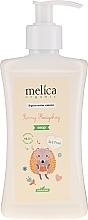 Kup Mydło w płynie dla dzieci - Melica Organic Funny Hedgehog Liquid Soap