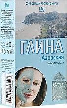 Kup Azowska tonizująca glinka błękitna do twarzy i ciała - FitoKosmetik