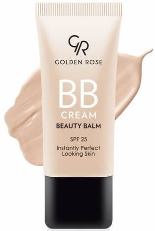 Krem BB - Golden Rose BB Cream Beauty Balm No Light