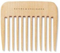 Kup Drewniany grzebień do włosów #5 - Acca Kappa
