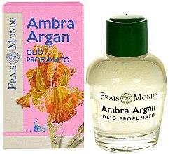 Kup Olejek perfumowany Ambra i argan - Frais Monde Ambra Argan Perfumed Oil