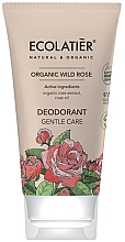 Kup Dezodorant Delikatna pielęgnacja - Ecolatier Organic Wild Rose Deodorant