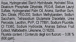 Wybielająca pasta do zębów - SPLAT Special Extreme White Toothpaste — фото N4