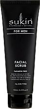 Kup Peeling do twarzy dla mężczyzn - Sukin For Men Facial Scrub