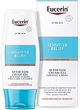 Kup Kremowy żel do ciała i twarzy po opalaniu - Eucerin After Sun Creme-Gel for Sensitive Relief