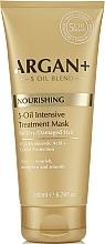Kup Maska do włosów suchych i zniszczonych - Argan + Nourishing 5-Oil Intensive Treatment Mask