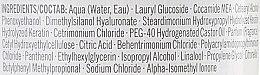 Nawilżająco-oczyszczająca odżywka micelarna do włosów normalnych i suchych - Schwarzkopf Professional BC Bonacure Moisture Kick Micellar Cleansing Conditioner — фото N3