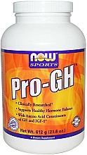 Aminokwasy Pro-GH - Now Foods Sports Pro-GH — фото N2