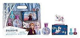 Kup Disney Frozen II - Zestaw (edt 50 ml + 2 x nail/polish 5 ml + bag)