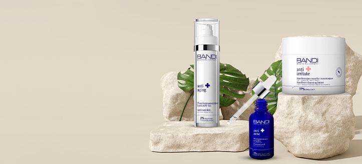 Zniżka na wszystkie produkty Bandi Medical Expert i Bandi Professional. Ceny na stronie zawierają rabat.