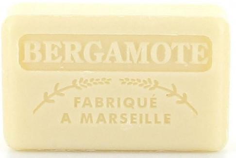 Marsylskie mydło w kostce Bergamotka - Foufour Savonnette Marseillaise Bergamote — фото N1