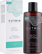 Kup Przeciwłupieżowy szampon do włosów do codziennego stosowania - Cutrin Bio+ Special Anti-Dandruff Shampoo