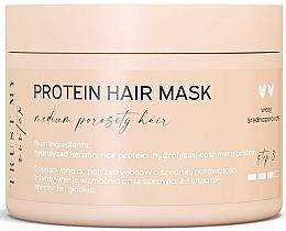 Kup Proteinowa maska do włosów średnioporowatych - Trust My Sister Medium Porosity Hair Protein Mask