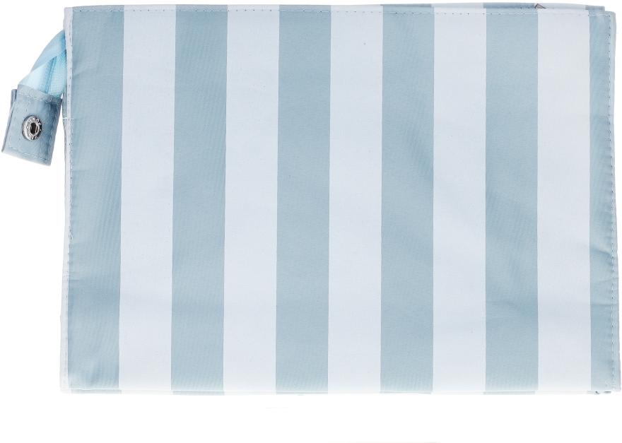 Kosmetyczka Chaplet, 96532, biało-niebieska - Top Choice — фото N2