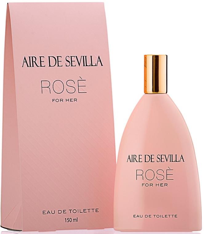 Instituto Español Aire de Sevilla Rose - Woda toaletowa