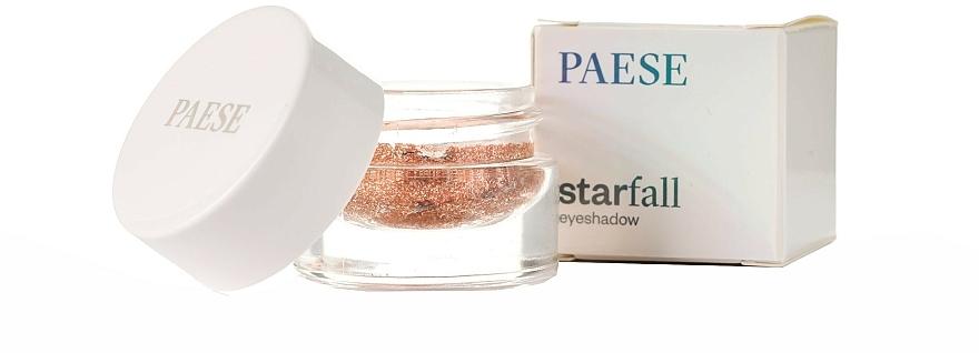 Kremowo-żelowy cień do powiek - Paese Starfall  — фото N1