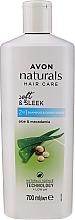 Kup Szampon 2 w 1 Aloes i makadamia - Avon Naturals Shampoo