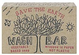 Kup Mydło do rąk w kostce - Bath House Barefoot And Beautiful Hand Soap Wash Bar Bergamot