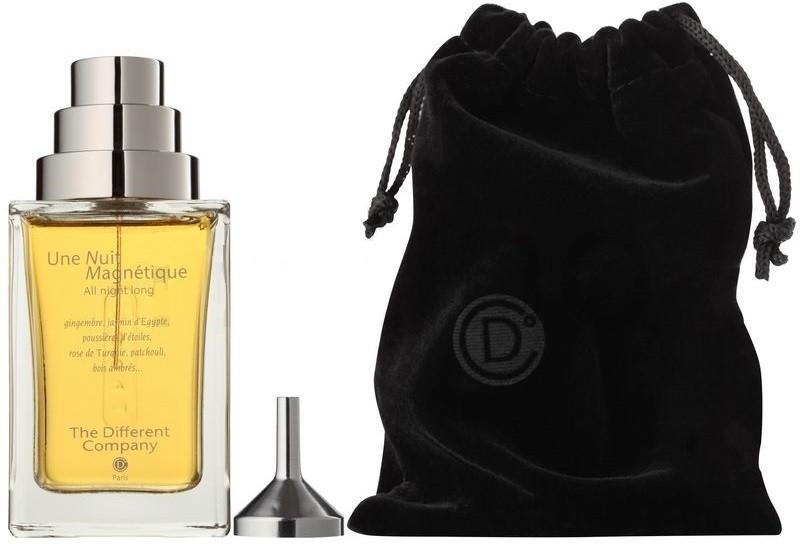 The Different Company Une Nuit Magnétique Refillable - Woda perfumowana (wymienny wkład) — фото N2